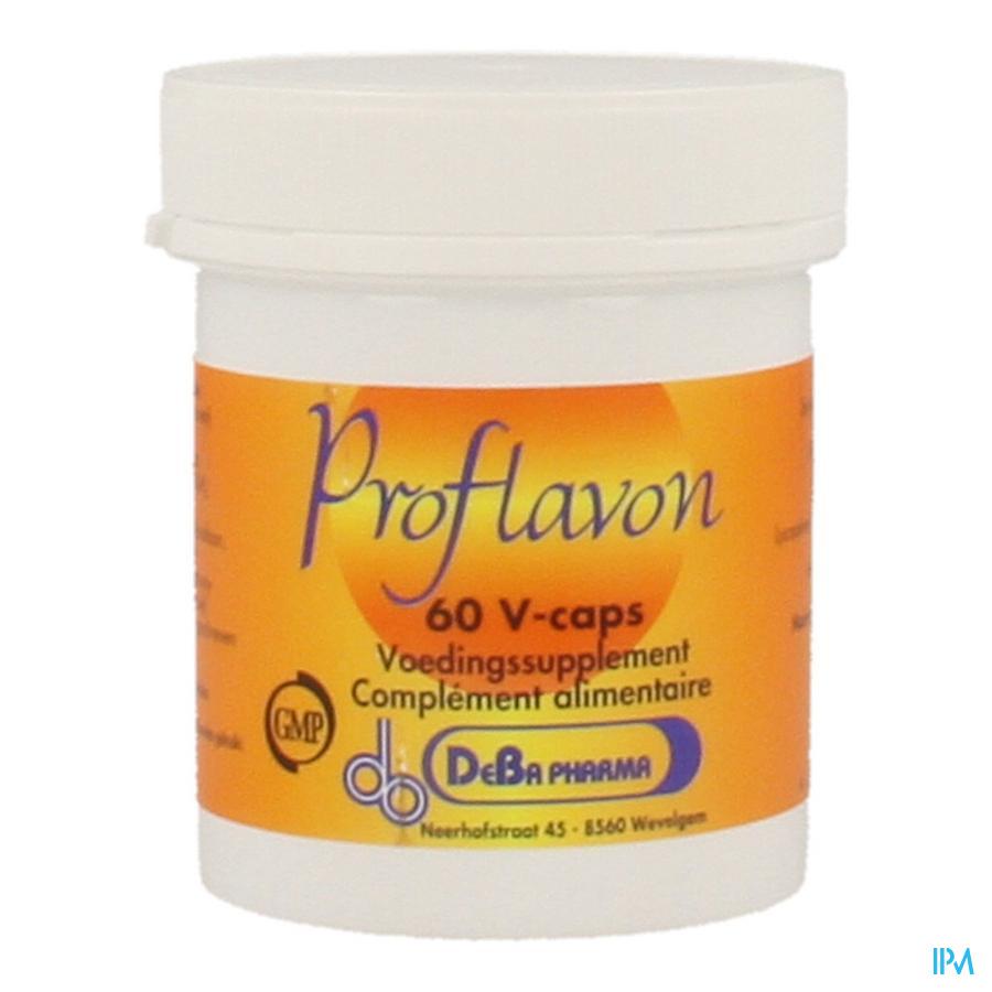 Proflavon V-Capsule 60 Deba