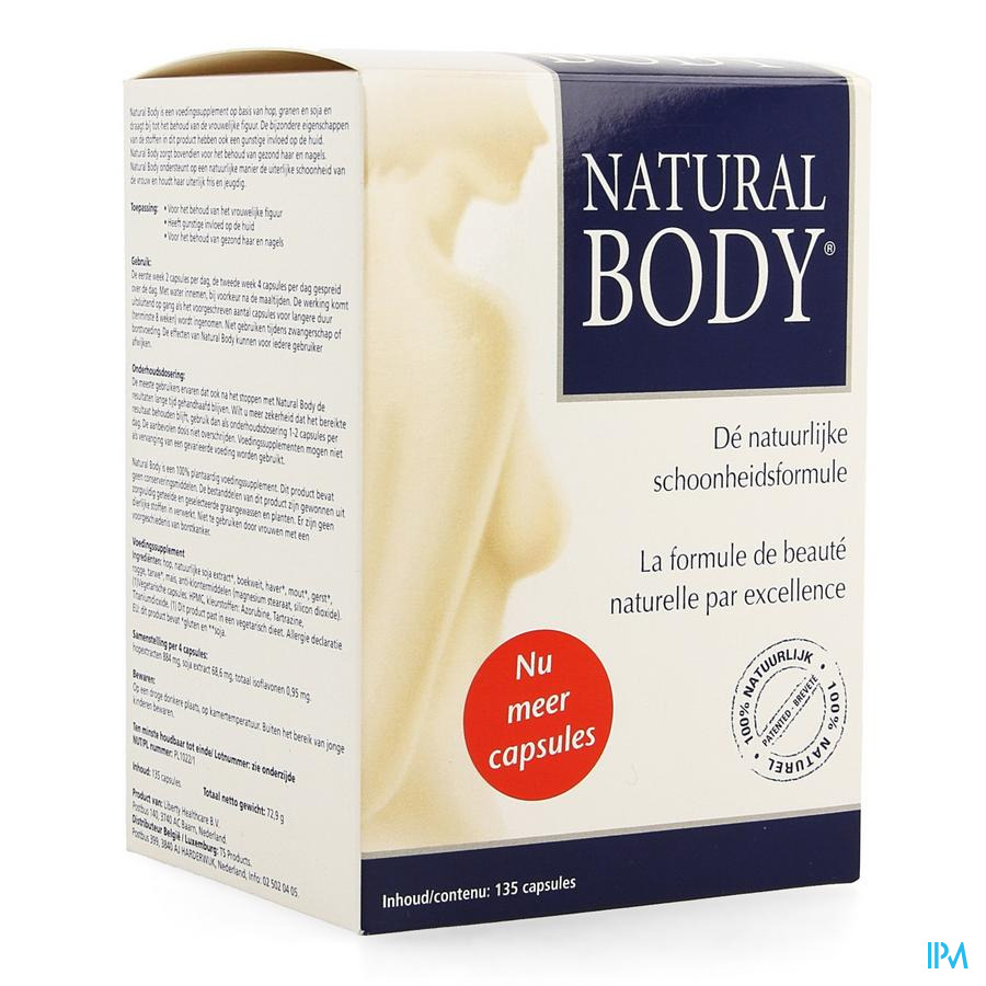 Natural Body Comp 160