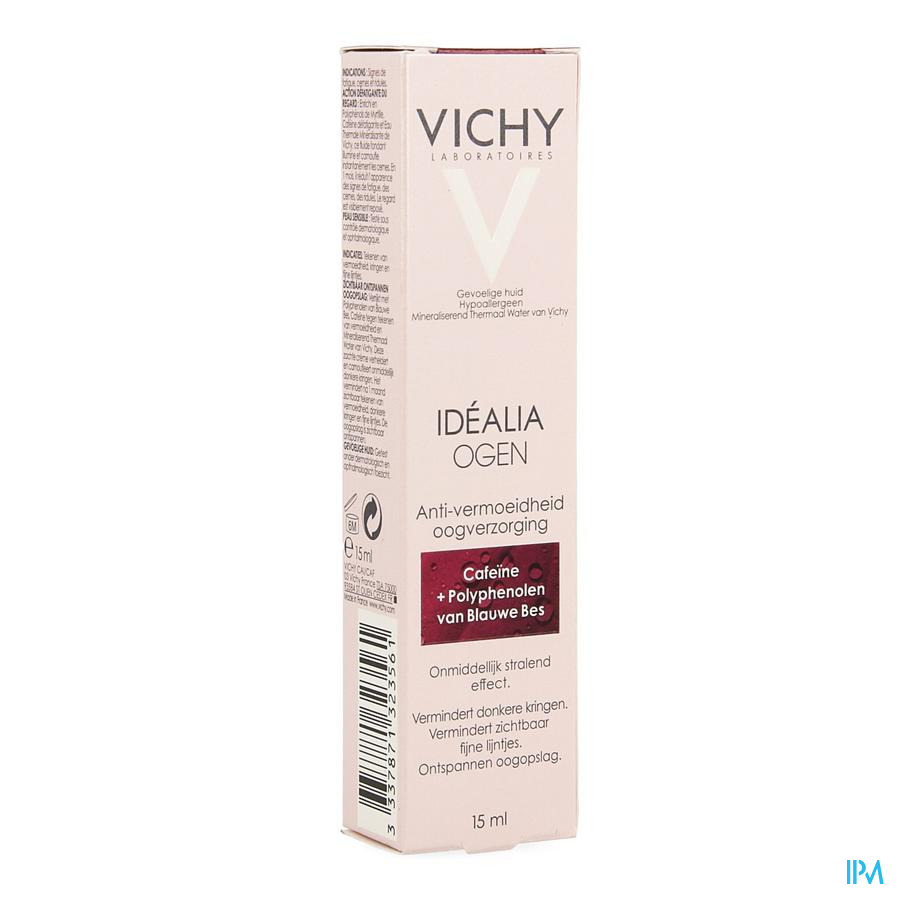 Vichy Idealia Ogen Serum Tube 15ml