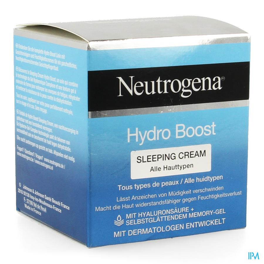 Neutrogena Hydroboost Nachtmasker 50ml