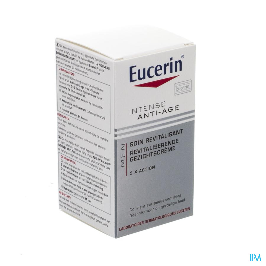 Eucerin Men Intense A/age Revitalizing Care 50ml