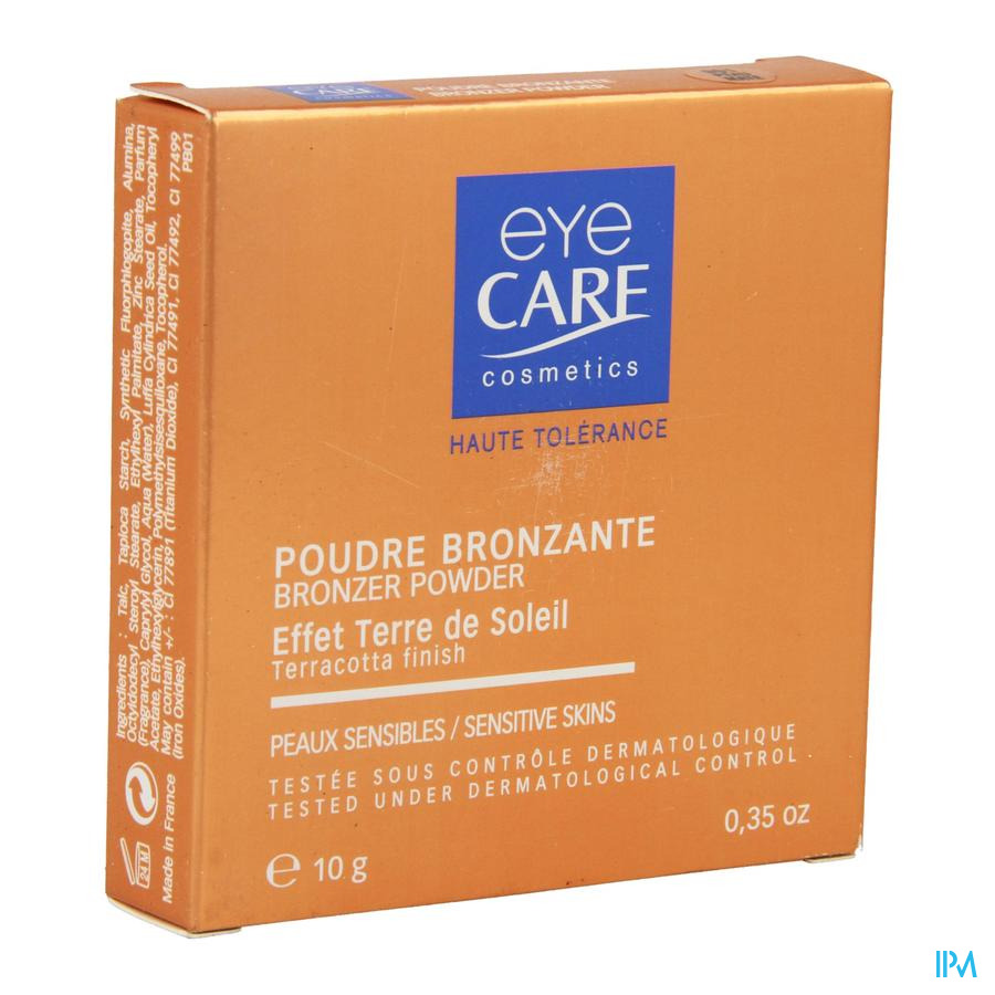 Eye Care Pdr Compacte Terre Soleil 8