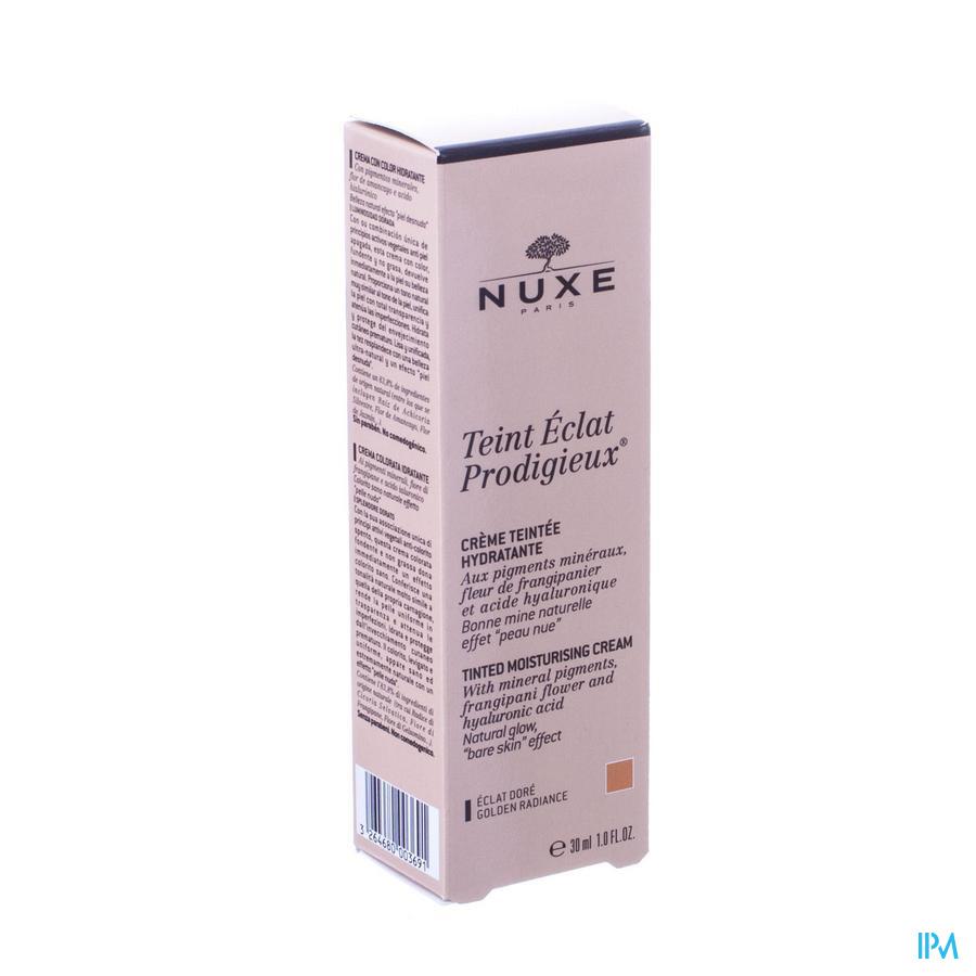Nuxe Teint Prodigieux Goud Nf Tube 30ml