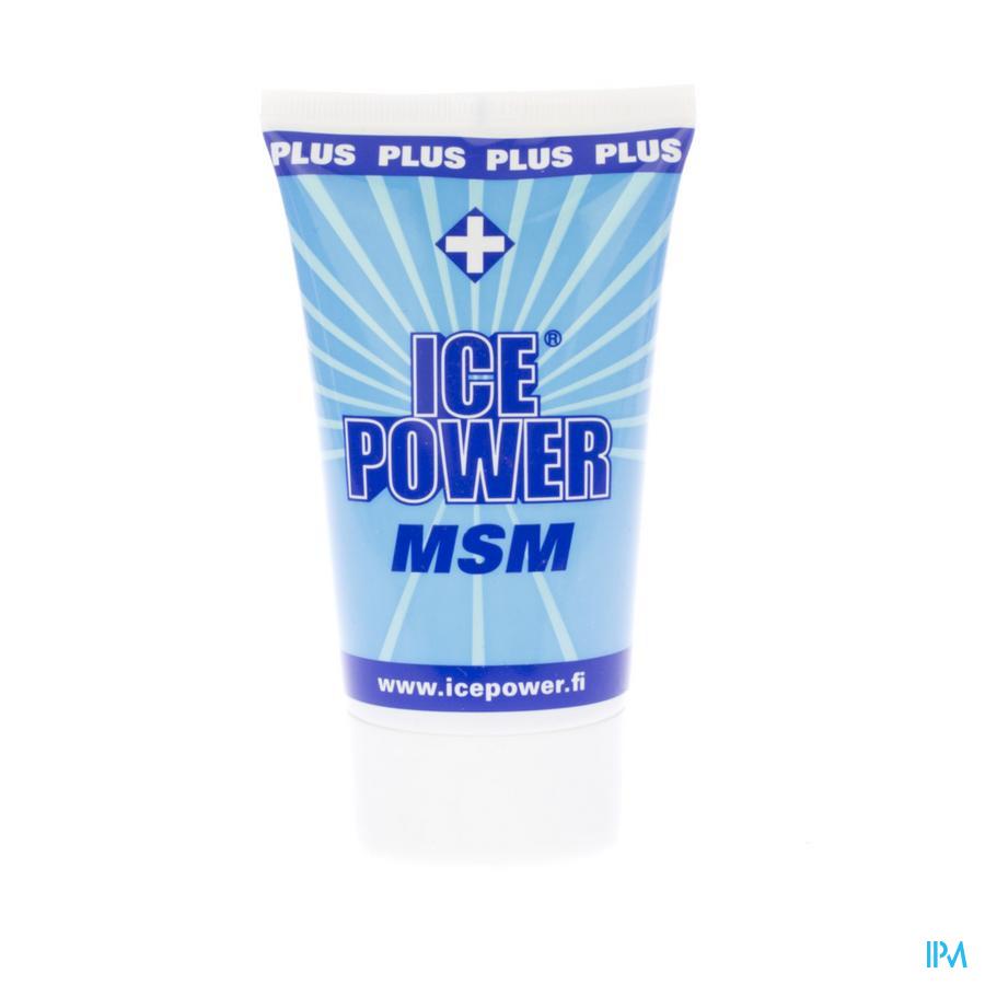Ice Power Plus Gel Tube 100ml
