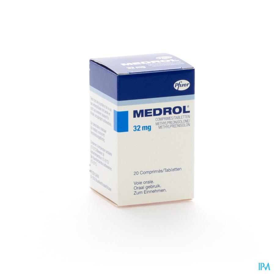 Medrol Comp 20x32mg