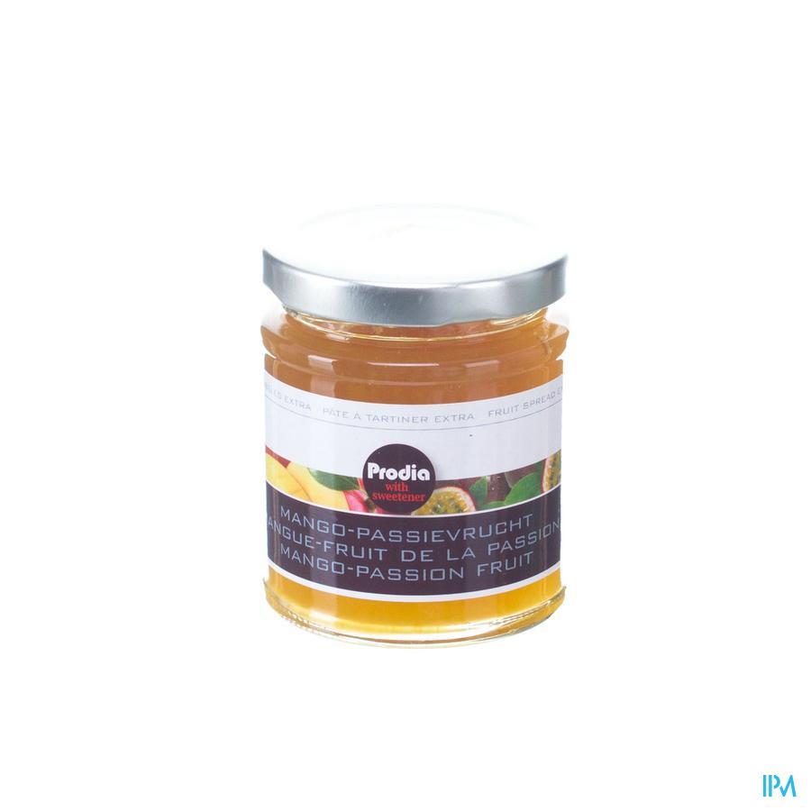Prodia Broodbeleg Extra Mango-passievr. 215g 5645