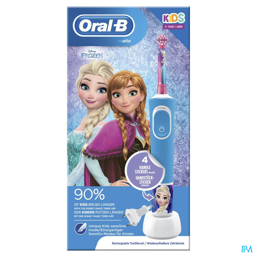 Oral-b D100 Kids Frozen + Eb10