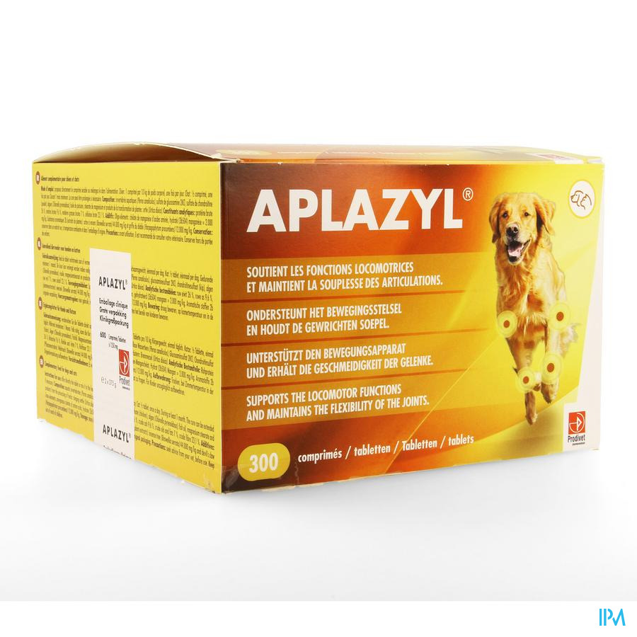 Aplazyl Chien Chat Aliment Complementaire Comp 300