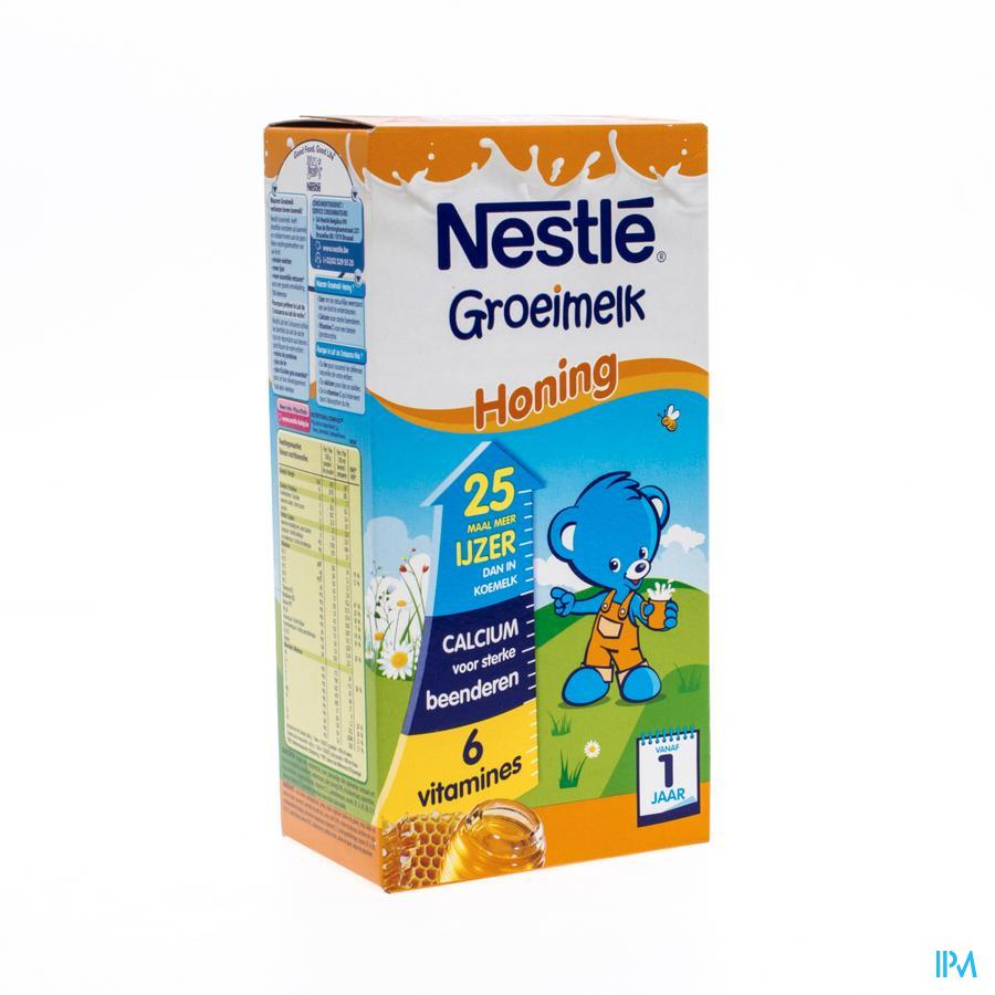 Nestle Groeimelk Honing Pdr 350g
