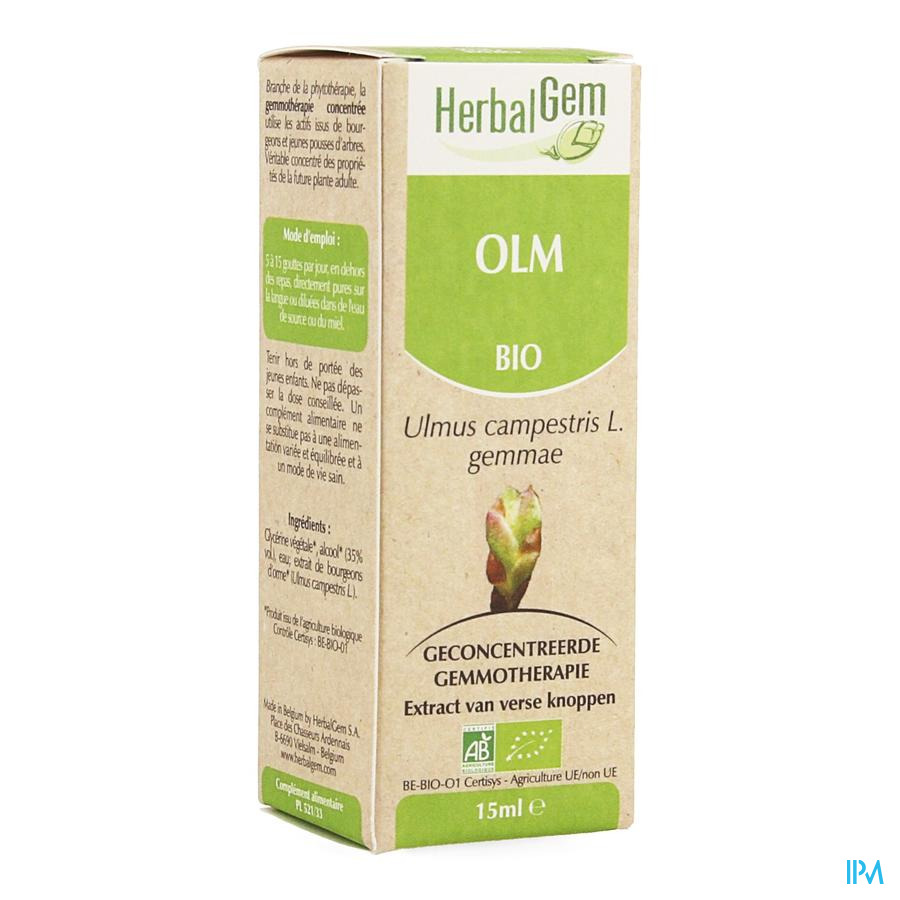 Herbalgem Orme Macerat 15ml