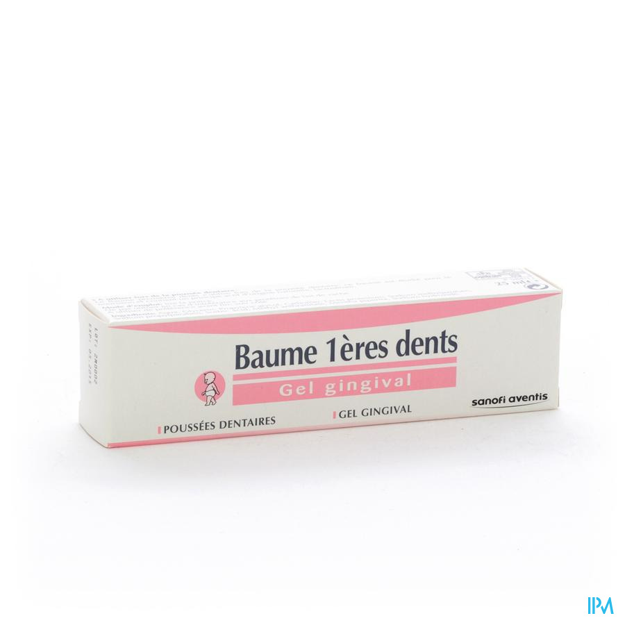 Baume 1eres Dents Synthelabo