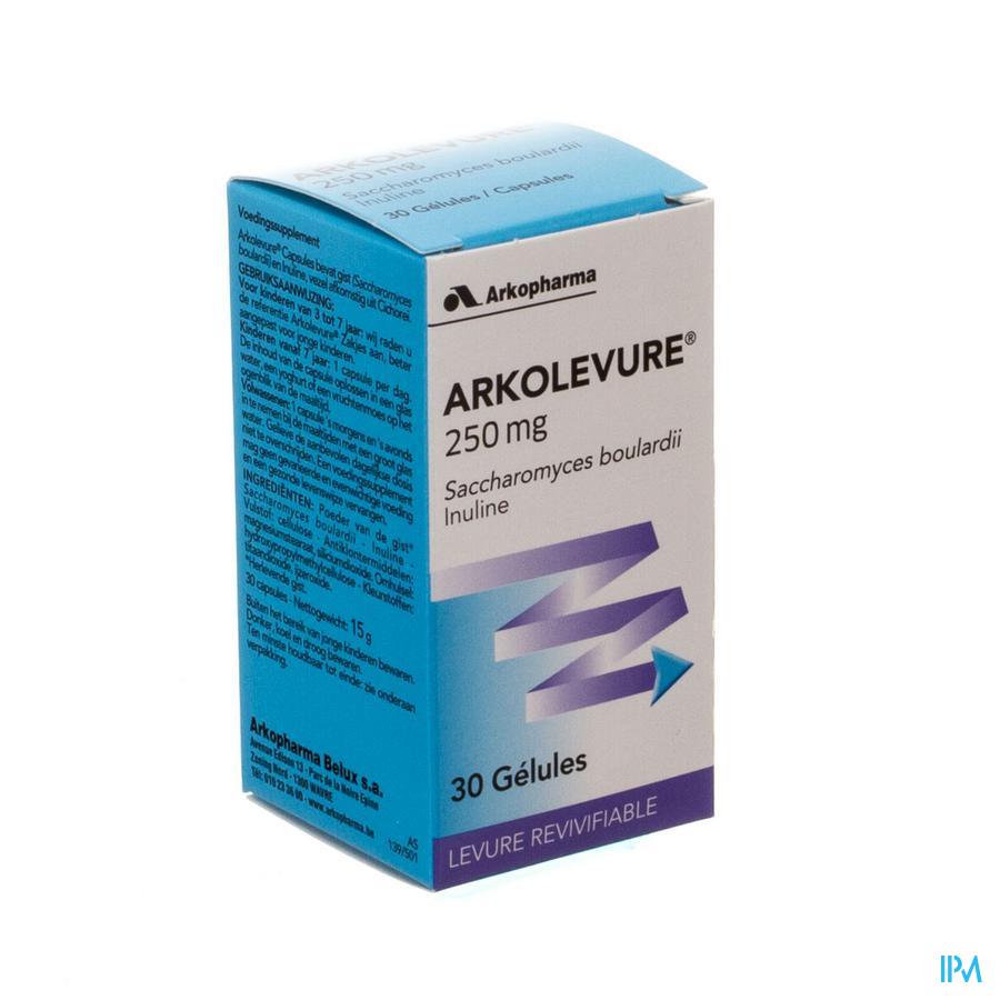Arkolevure Caps 30 Verv.2489763