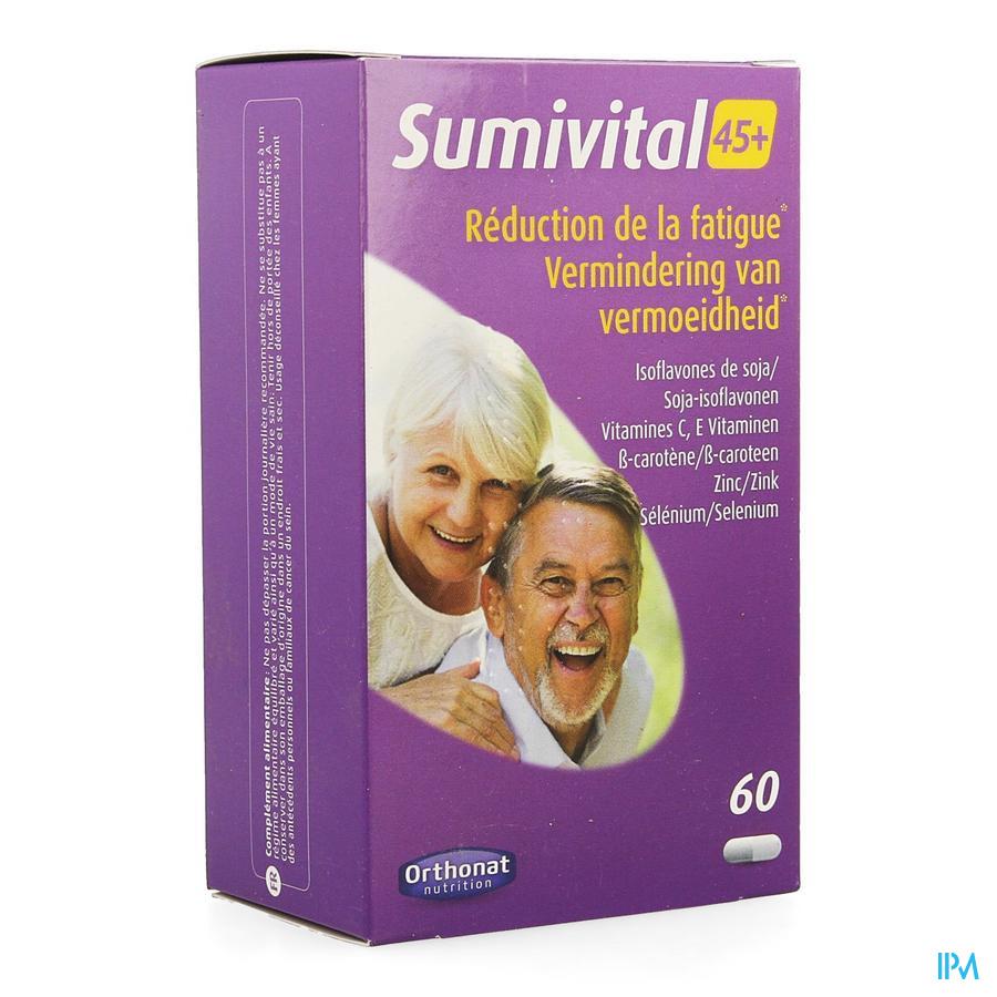 Sumivital 45+ Caps 60