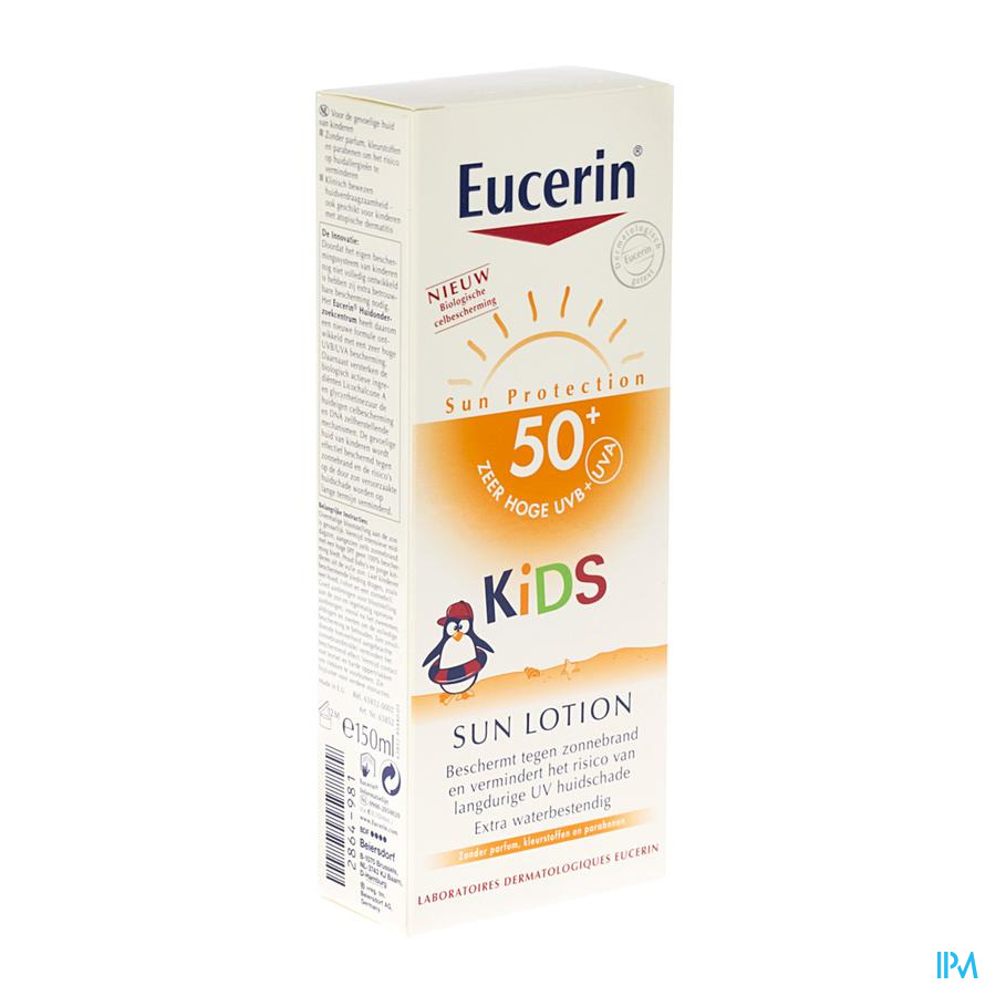 Eucerin Sun Kids Lotion Ip50 150ml