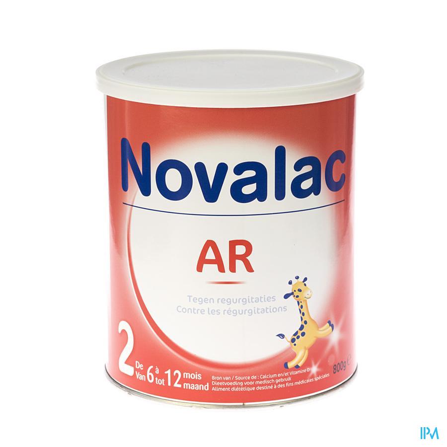 Novalac Ar 2 Pdr 800g
