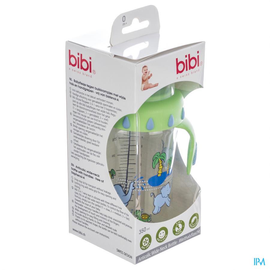 BIBI ZUIGFLES WN COLLECTIE 2011 350ML 0% BPA