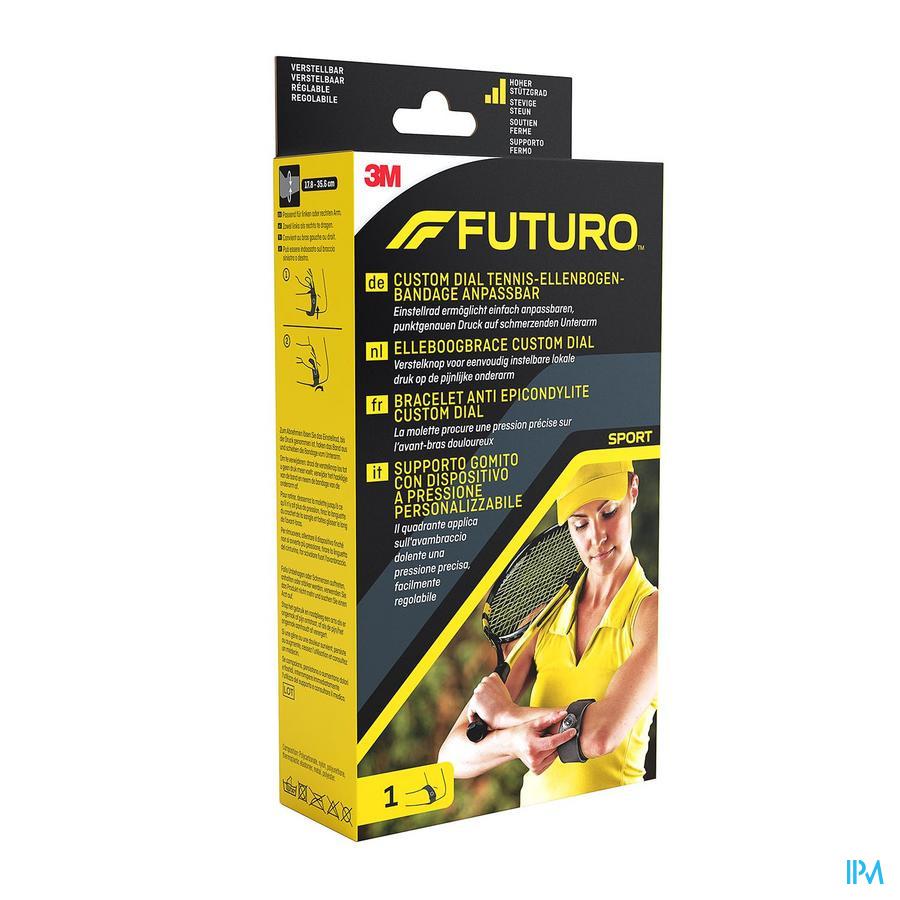Futuro Elleboogbrace Custom Dial 45980, Aanpasbaar