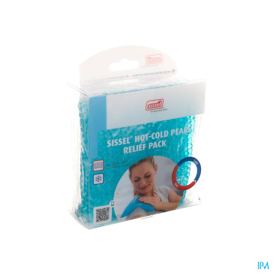 Sissel Hot Cold Pearl Relief Pack
