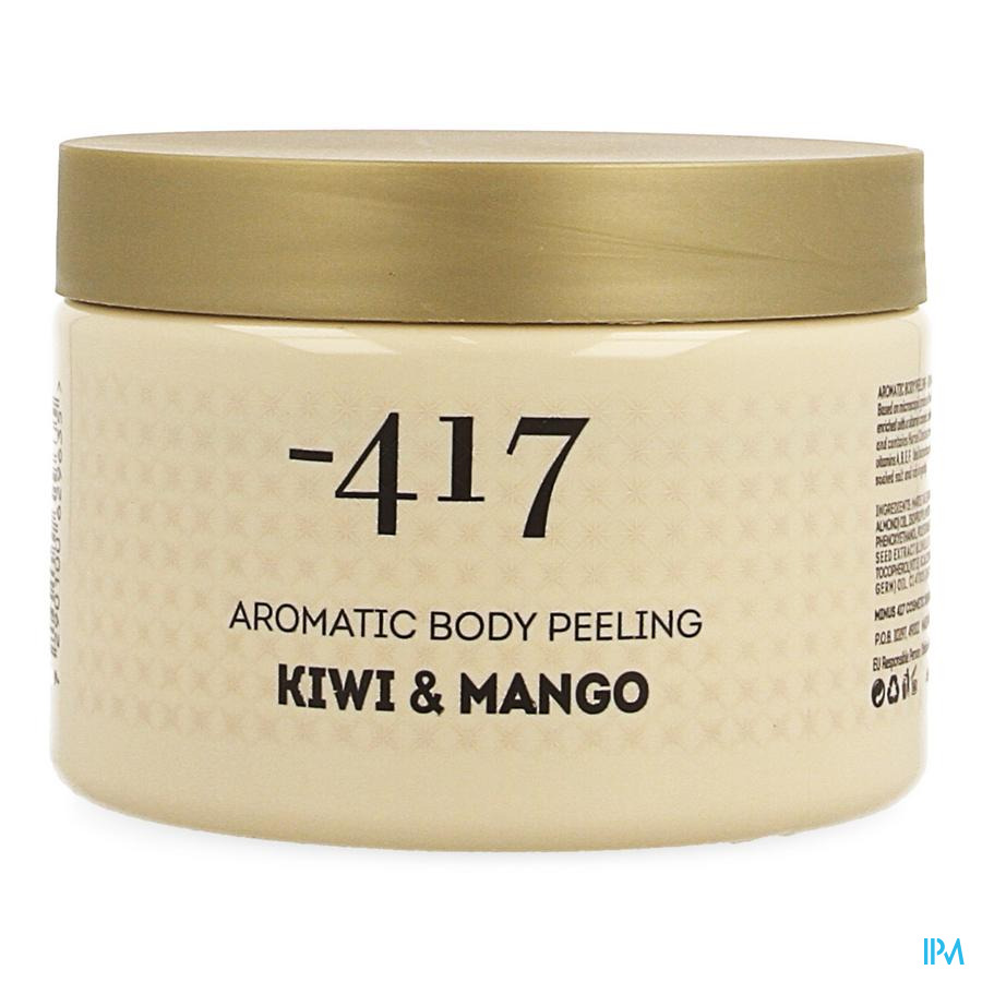 Minus 417 Aromatic Body Peeling Kiwi/mango 360ml