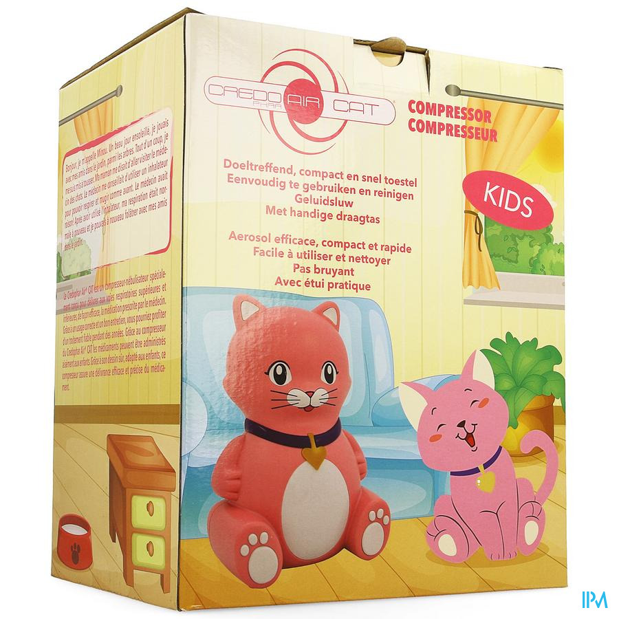 Aer-credophar Air Kids Cat Compresseur