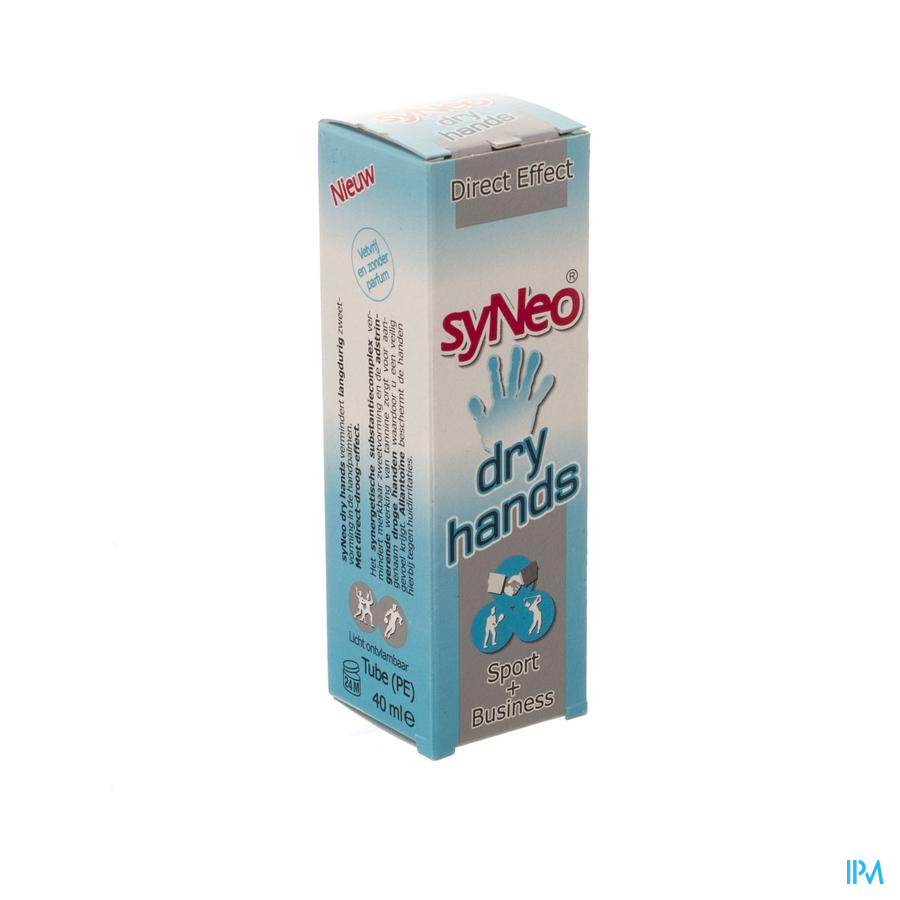 Syneo Dry Hands 40ml