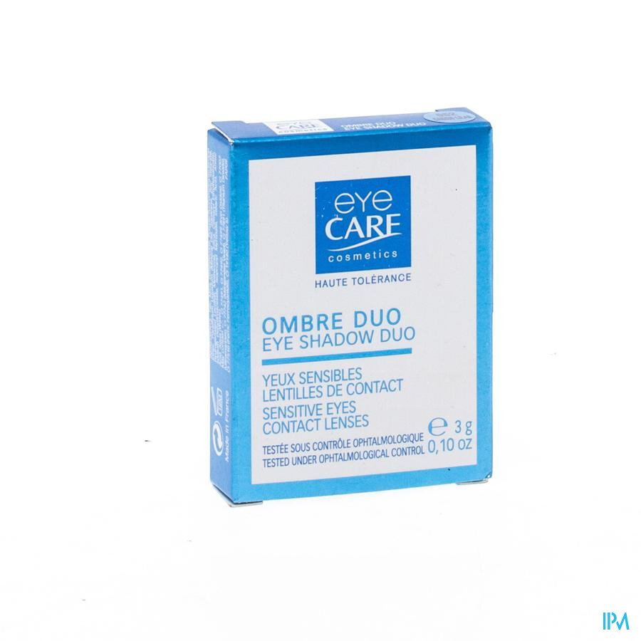 Eye Care Ombre Paup. Duo Cassis-lilas 00052