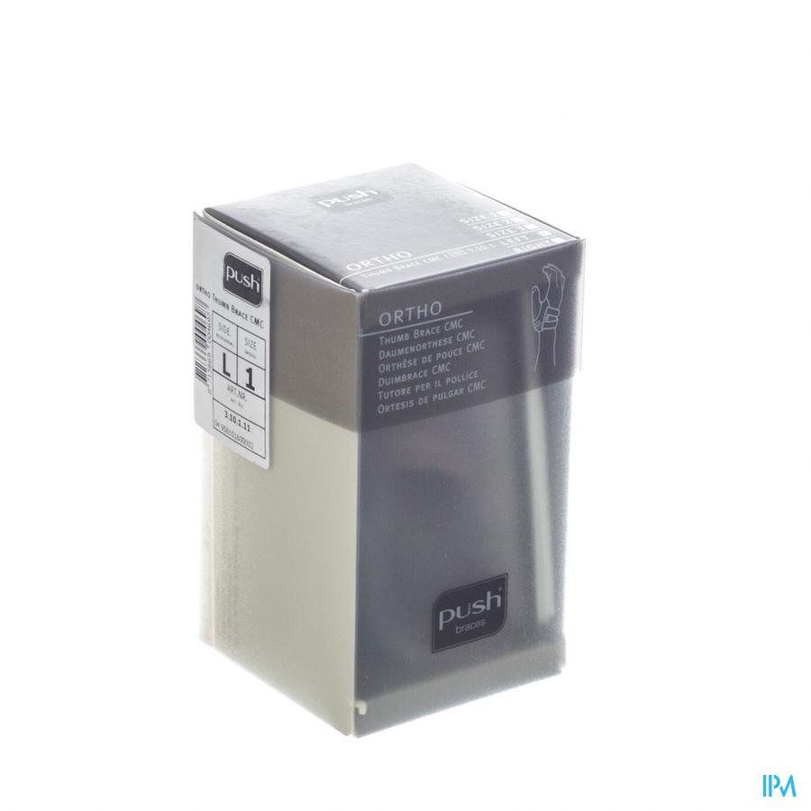 Push Ortho Duim Cmc Links 16,0-19,5cm T1 231111