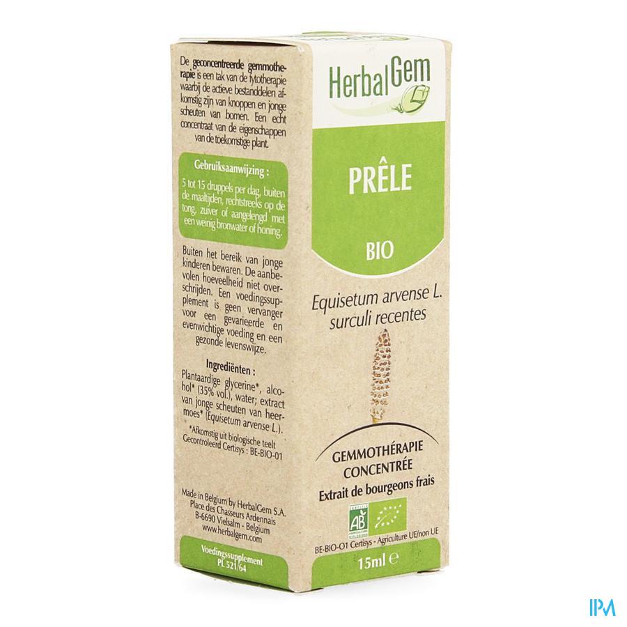 Herbalgem Heermoes Maceraat 15 ml  -  Herbalgem
