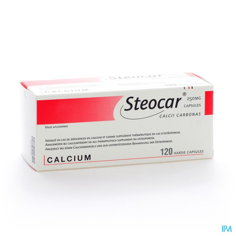 STEOCAR  CAPS. 120