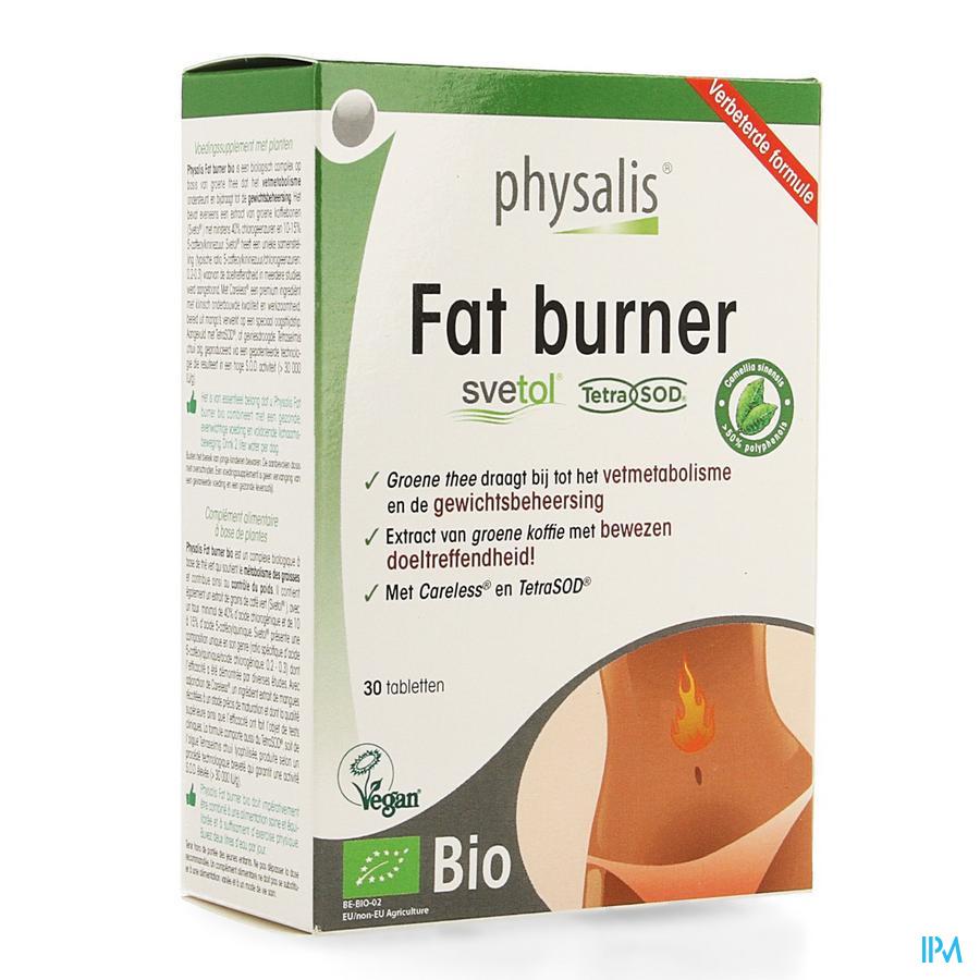 Physalis Fat Burner Bio Comp 30