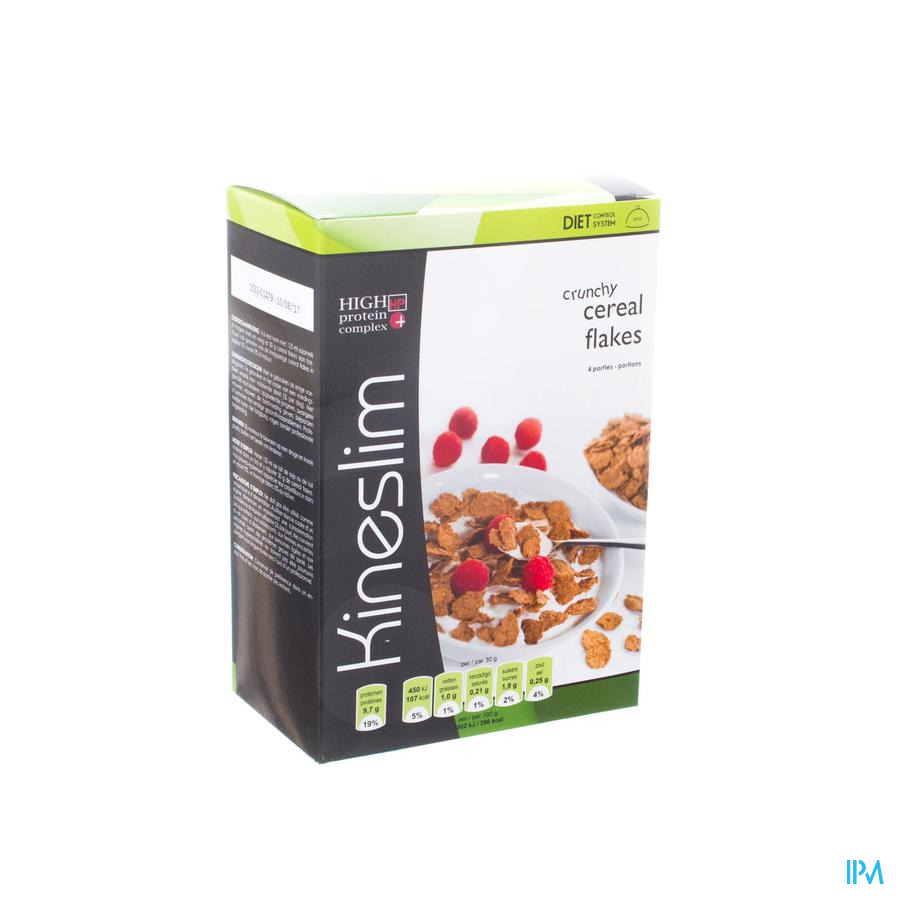 Kineslim Cereal Flakes 4x30g