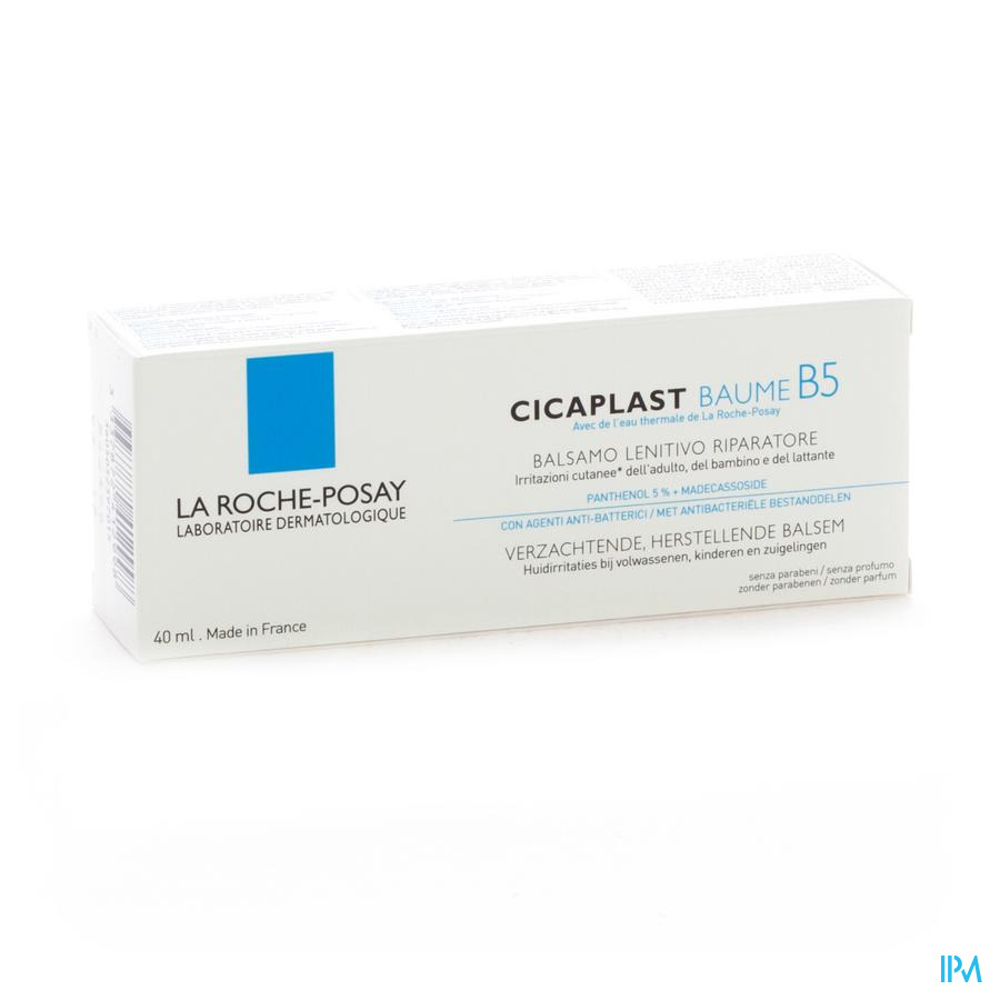 Lrp Cicaplast Balsem B5 40ml