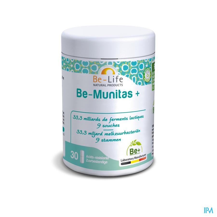 Be-munitas+ Be Life Pot Gel 30