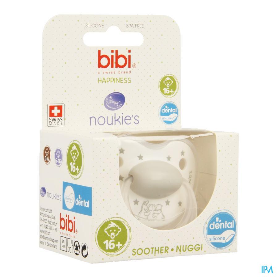 Bibi Noukie's Fopspeen Dental Stars Ng +16m