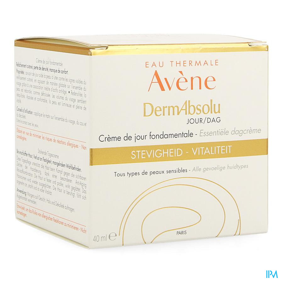 Avene Dermabsolu Creme Jour 40ml