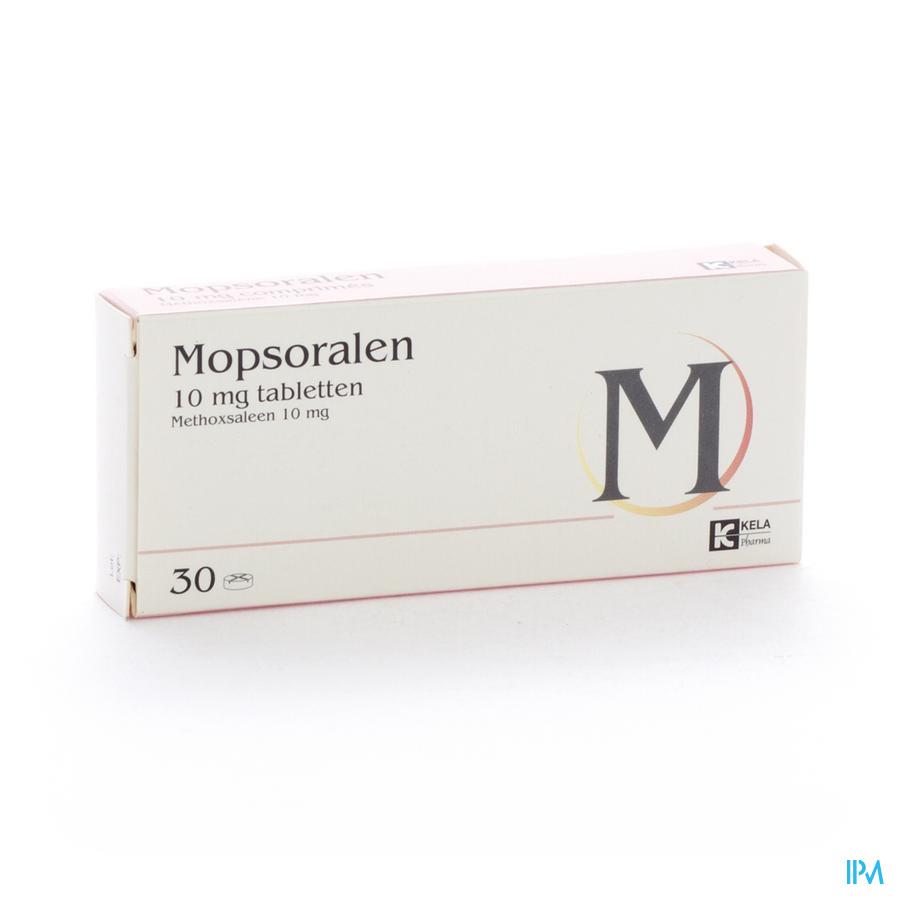 Mopsoralen Comp 30 X 10mg