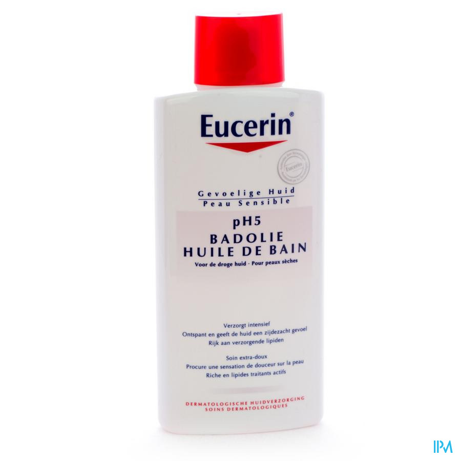 Eucerin Ph5 Badolie 400ml
