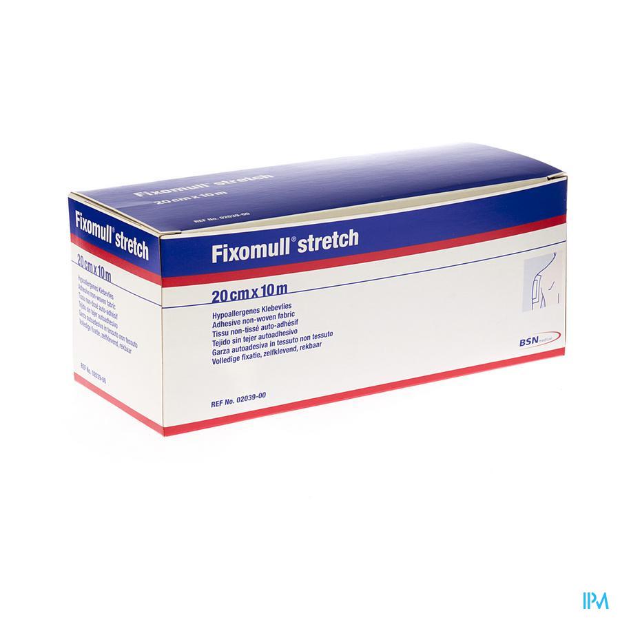 Fixomull Stretch Adhesive 20cmx10m 1 0203900