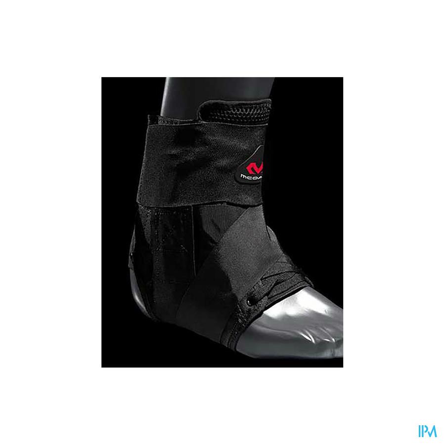 Mcdavid Ankle With Strap Black Xl 195