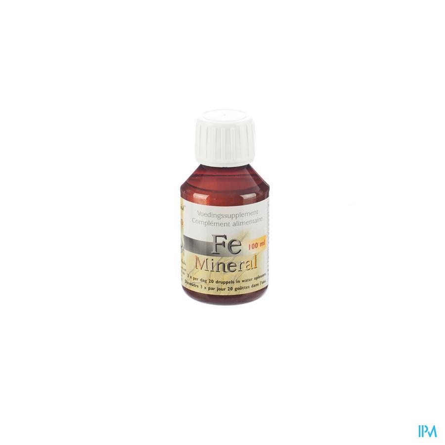 Herborist Fe-mineral 100ml 0809a