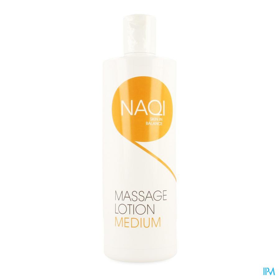 NAQI Massage Lotion Medium 500ml