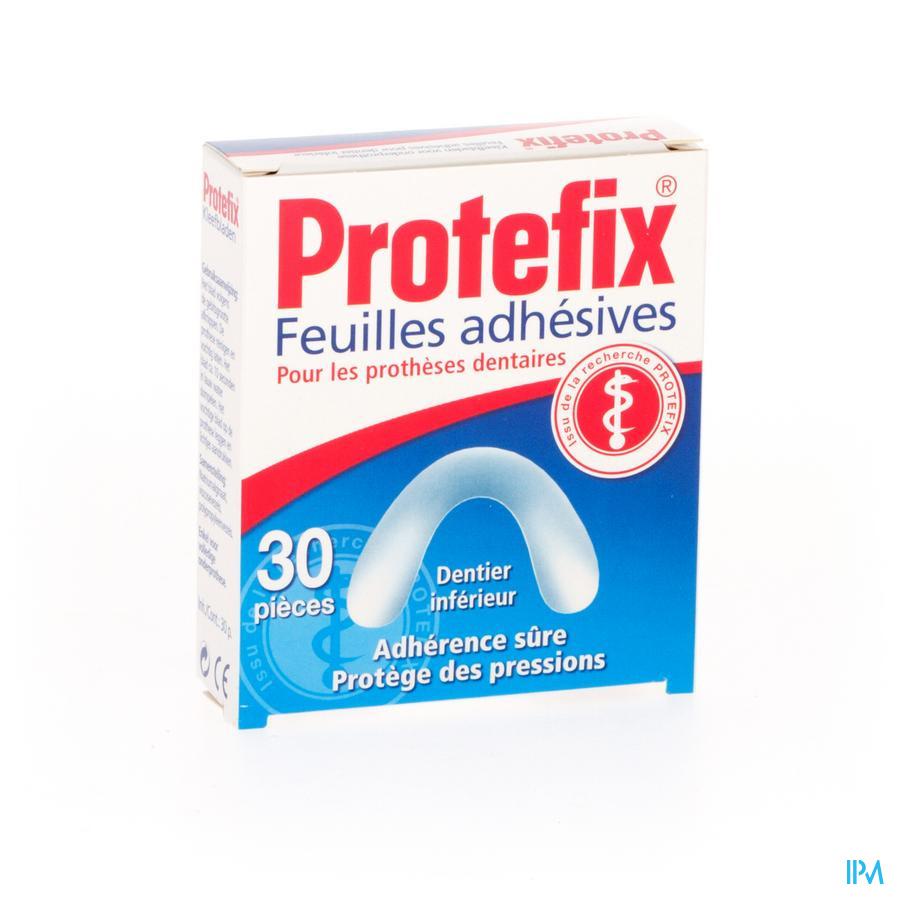 Protefix Kleefblad Onder 30