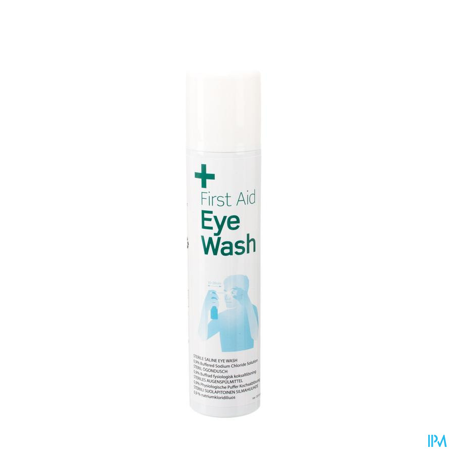 Wound And Eye Wash 250ml Covarmed Rempl.3024965