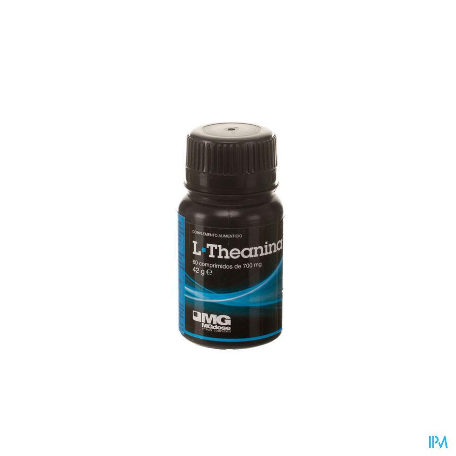 Soria L-theanina mgdose 60 Tabletten