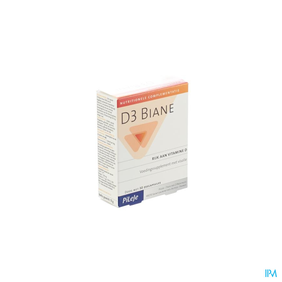 D3 Biane Caps 30x740mg