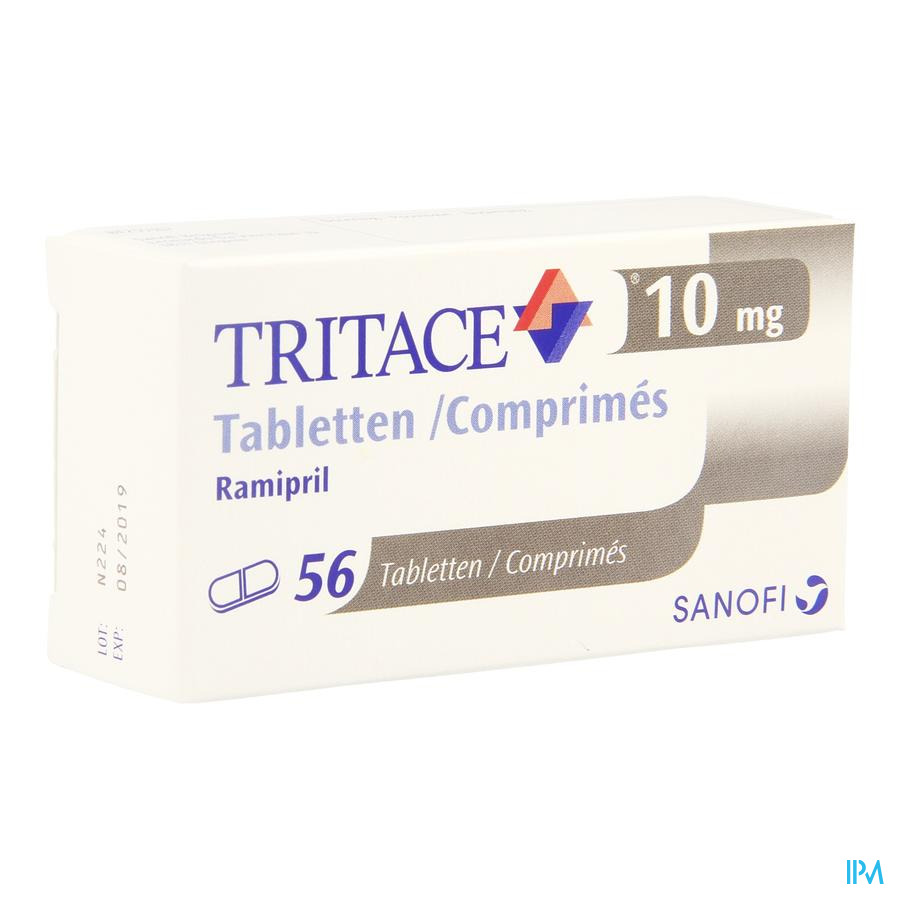 Tritace Comp 56 X 10mg