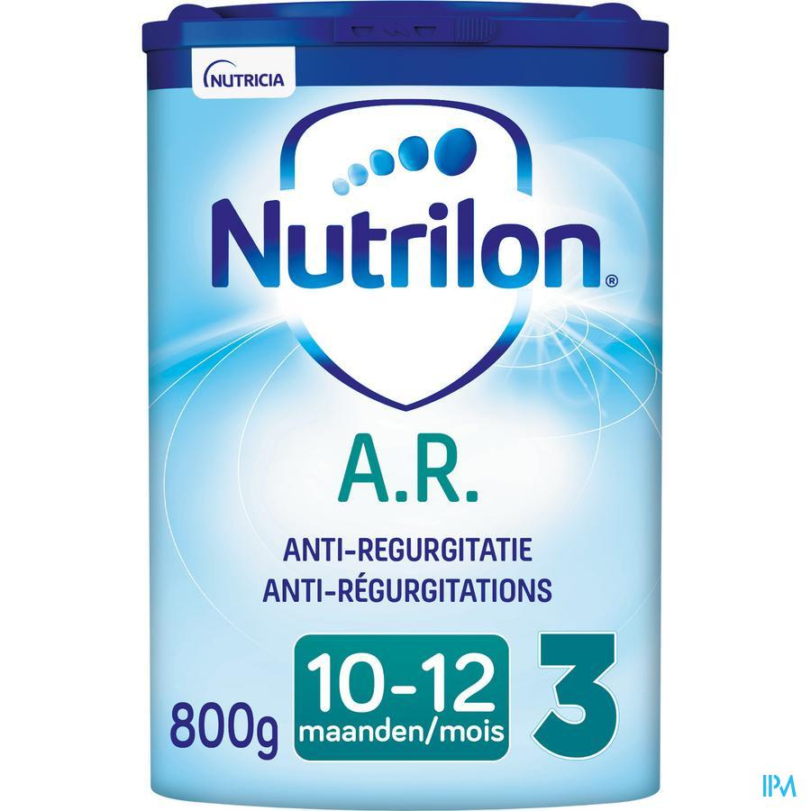Nutrilon AR 3 poudre 800g Lait de suite