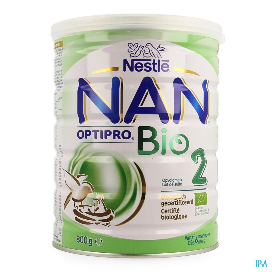 Nan Optipro Bio 2 Melkpoeder 800g