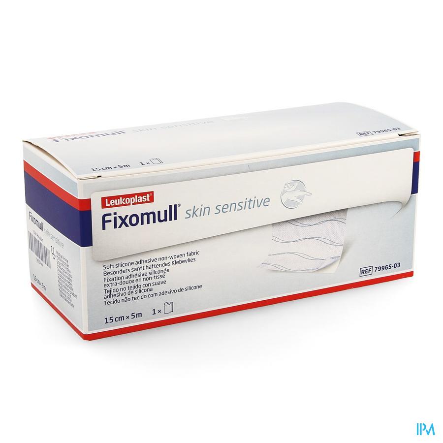Fixomull Skin Sensitive 15cmx5m 1 7996503