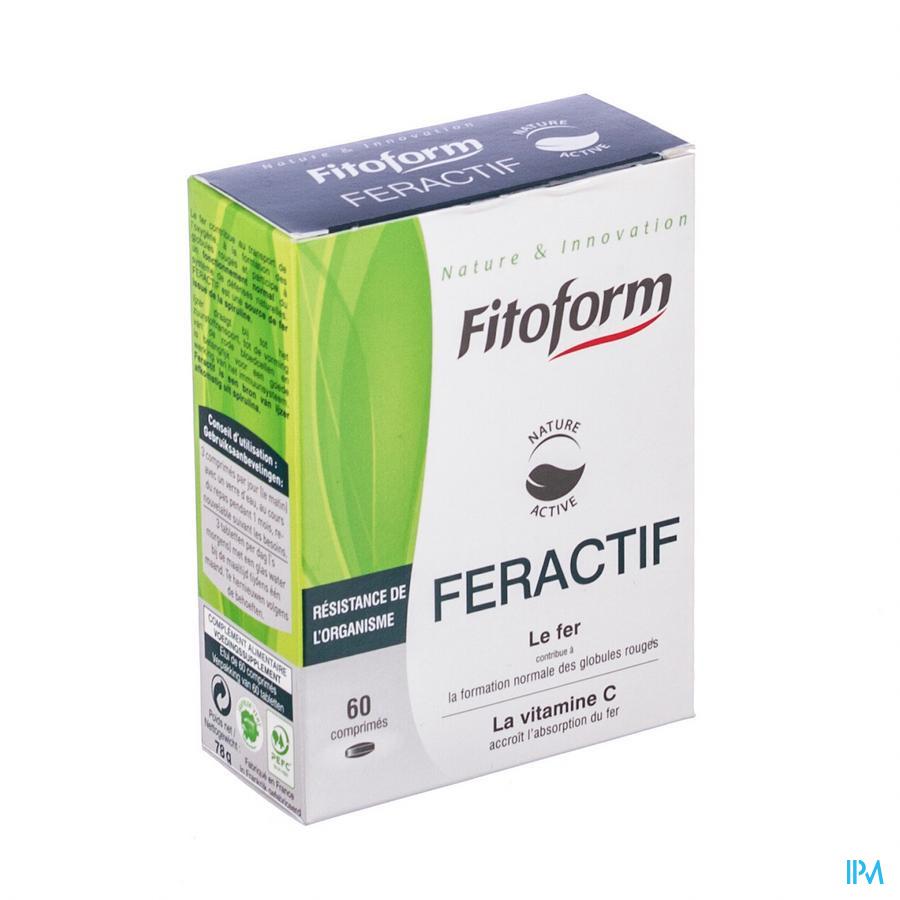 Fer'actif Blister Comp 60 Fitoform